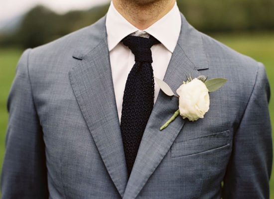 PIN IT! Boutonniere Style for the Groom