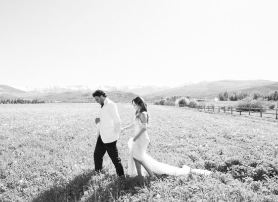 Real Wedding at Maurin Ranch
