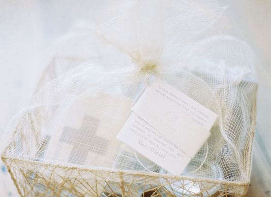 Chic Welcome Bag Ideas