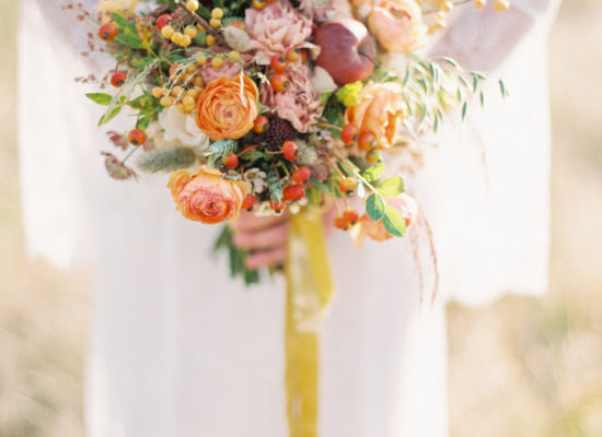 Colorado Prairie Wedding Inspiration