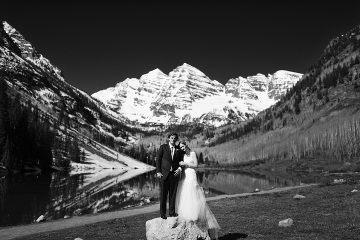 Aspen Weddings Throughout The Seasons Bluebird Productions