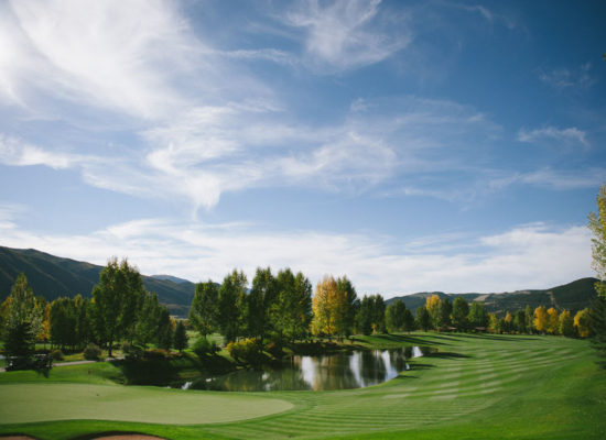 Getting Married at Roaring Fork Club