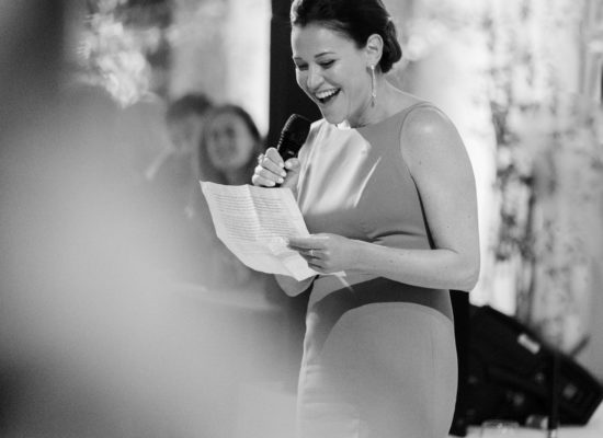 5 Tips for Delivering A Winning Wedding Speech