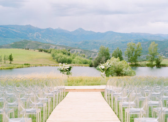 Outdoor Ceremony Setups That Wow