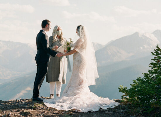 A Recent Aspen Elopement and Why We Love Elopements