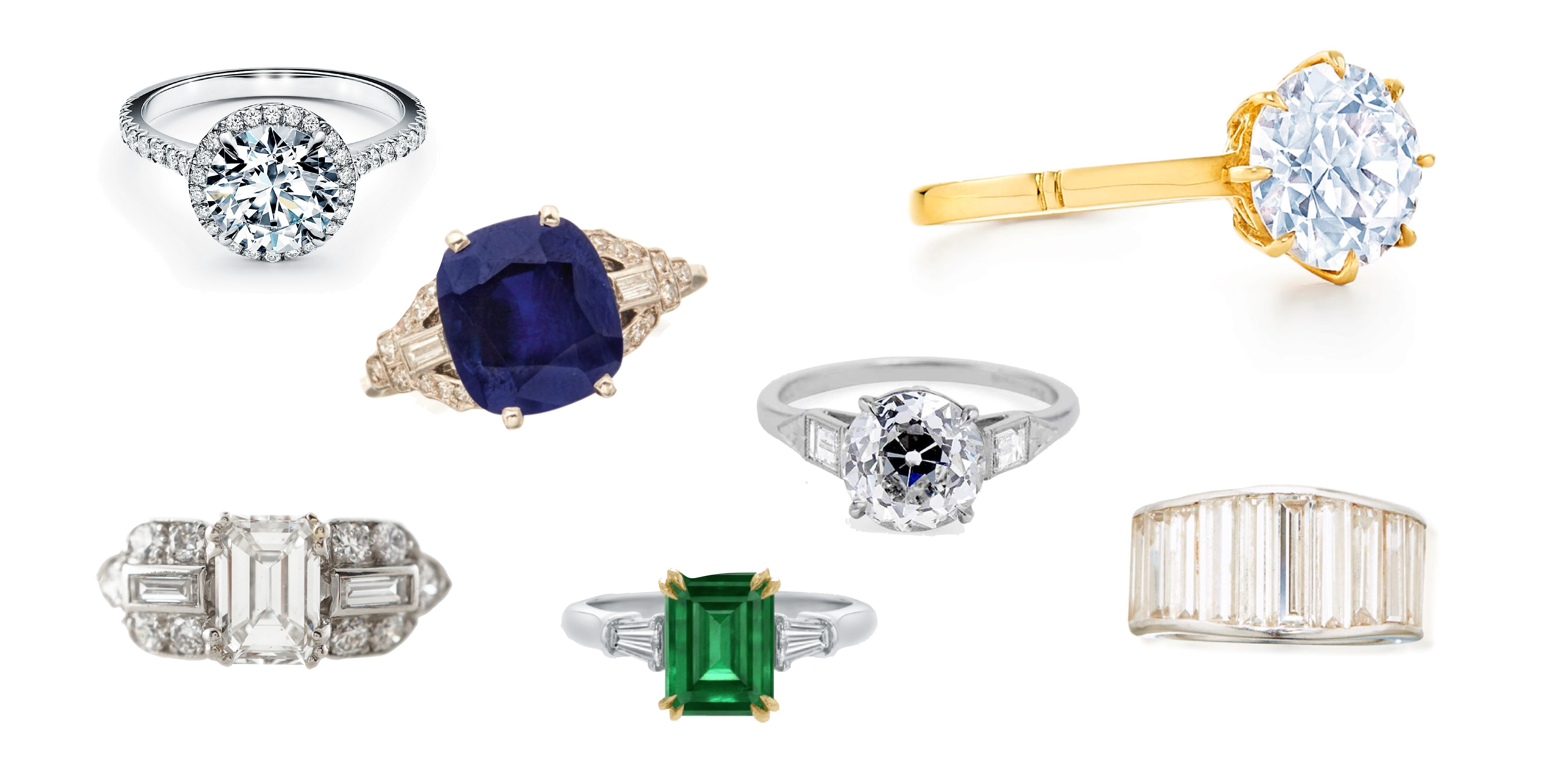 Bluebird Productions' Favorite Engagement Rings